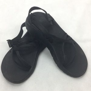Chacos ZX/1 classic black shoe 8 wide